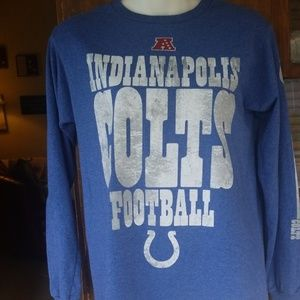 NFL Indianapolis Colts long sleeve t shirt...GREAT
